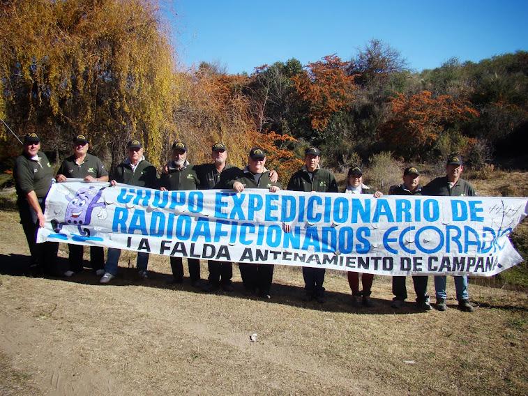 Expediciones  Arroyo del Melocotón y Río Grande de Punilla