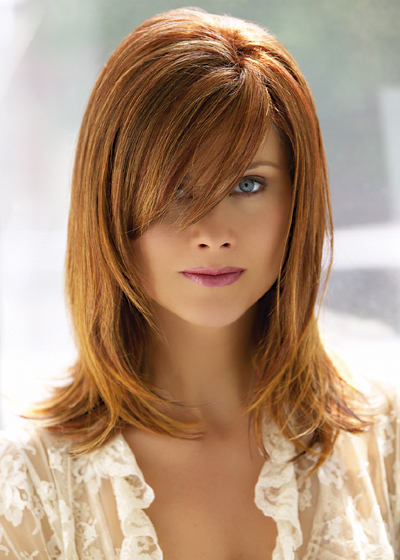 Great Hairstyle Ideas of Blonde Hair with Strawberry Highlights