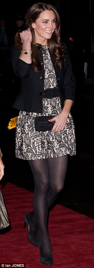 Strictly kate catherine the duchess of cambridge kate s night out