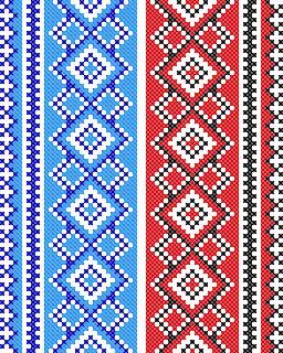Украинский орнамент.
