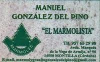 Mármoles González