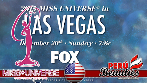 2015 Miss  Universe Final | Live Stream - En vivo!