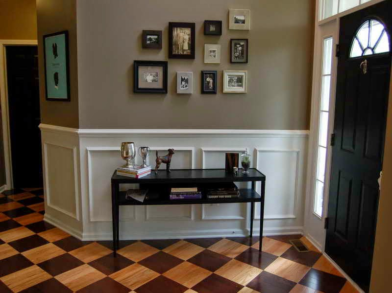 C b i d home decor and design starting with a blank slate for Clay beige benjamin moore paint
