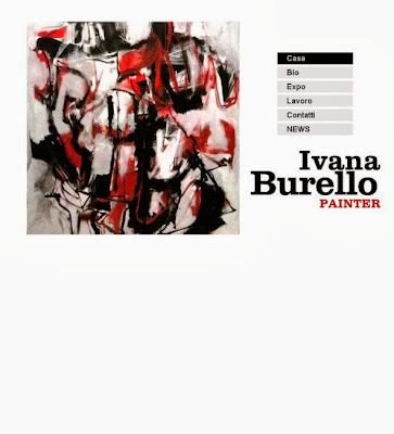 Il sito web di Ivana Burello