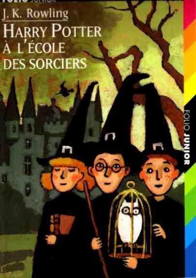 RÉSULTATS SONDAGE : Harry Potter à l'école des sorciers