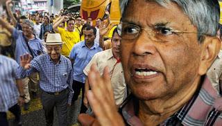 Najib lebih berbahaya daripada DAP-Zam