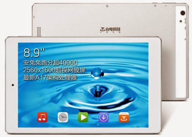 Teclast 8.9-Inch P90HD Android Tablet