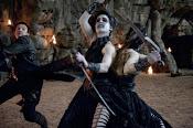 Hansel y Gretel cazadores de brujas.