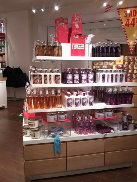 BBW, Bath&body works Akmerkez