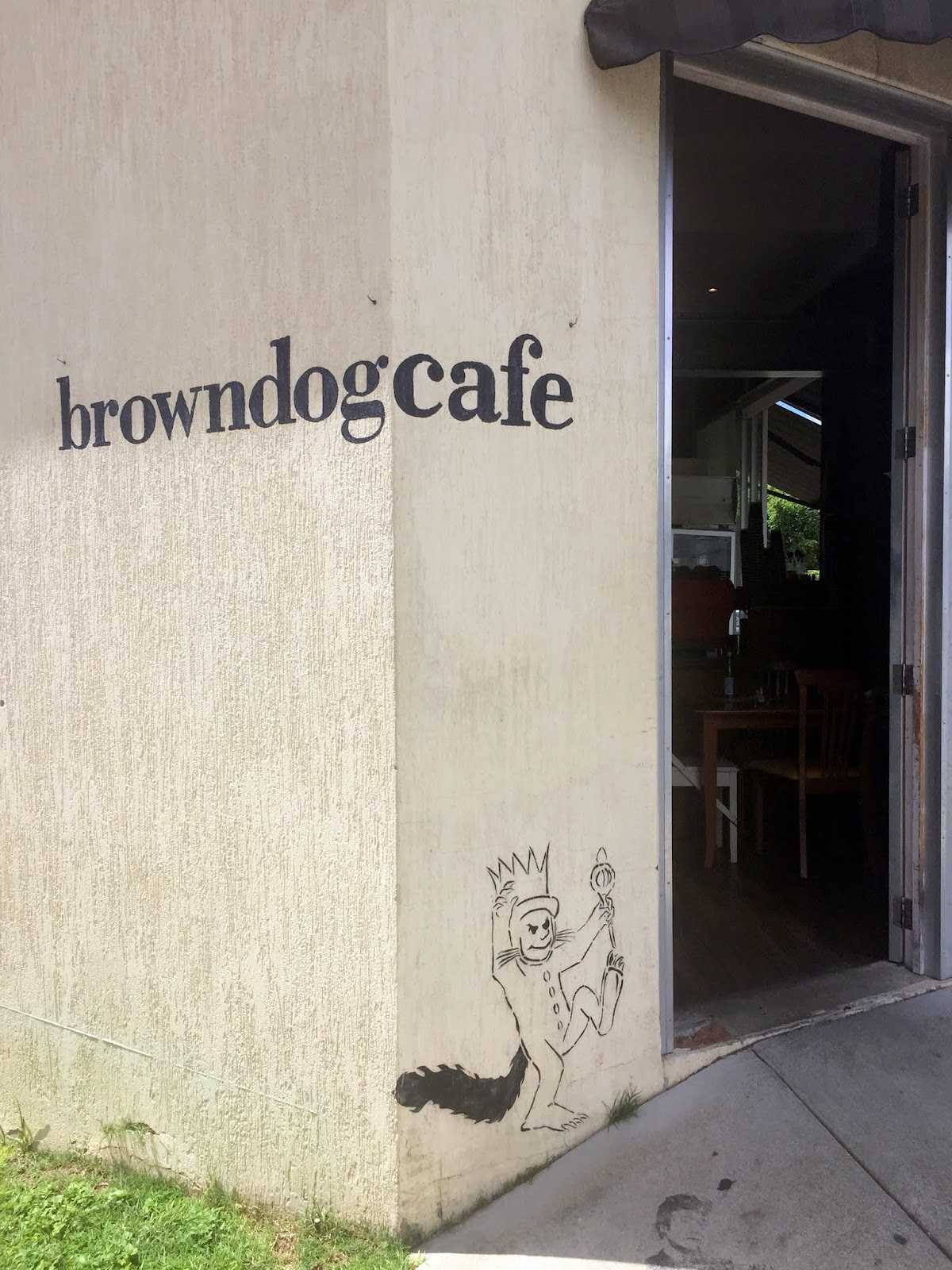 Brown Dog Cafe Review Cassie Cakes