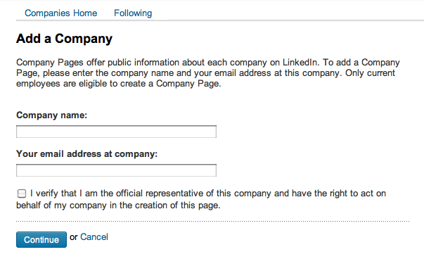 How Do I Get My Company Logo On My LinkedIn Profile?  Resume Company