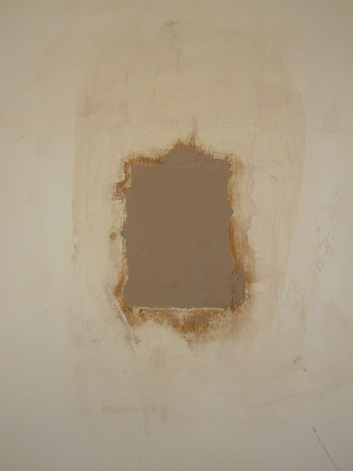 Wall Hole Design : Smooth design plastering tiling home improvements