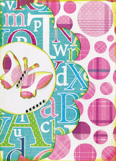 Mother's Day Butterfly Card Event at Michaels