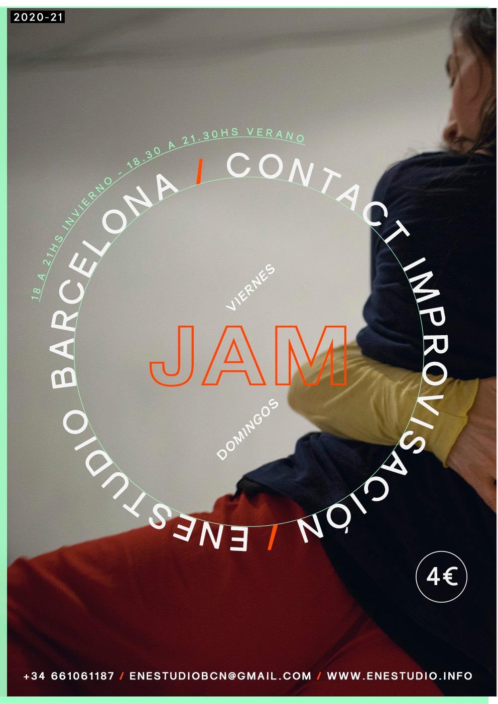 JAM VIERNES / DOMINGOS 18hs