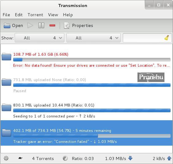 what torrent client to use