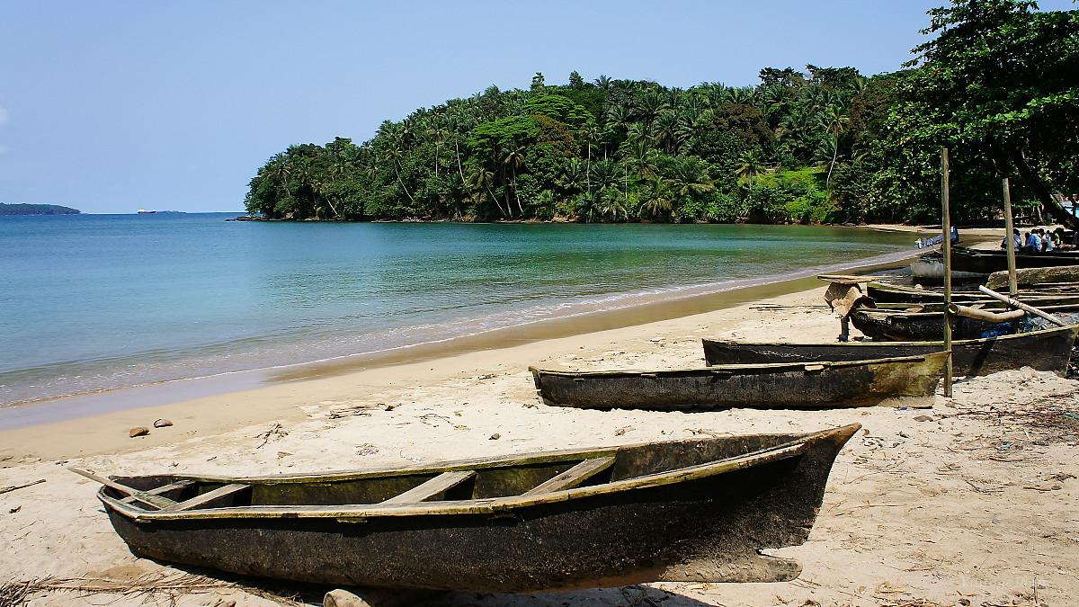 Praia do Abade, Príncipe