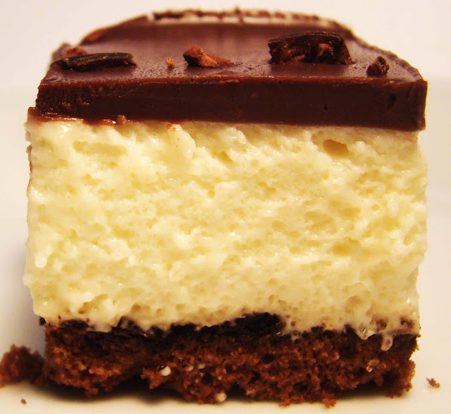 Mousse de Leche Condensada + Café y Crema de Chocolate Semiamargo