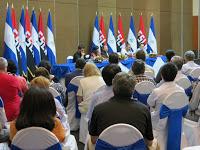 (Fotos) Un desborde de solidaridad con Nicaragua y su Revolución