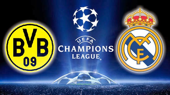 Hasil Pertandingan Leg 2 Borussia Dortmund vs Real Madrid 9 April 2014