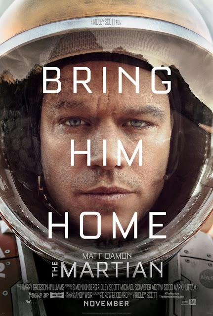 Portada The Martian
