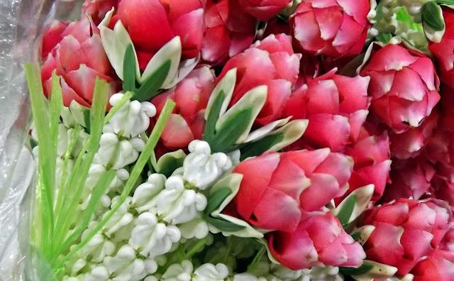 Flower Market in Bangkok