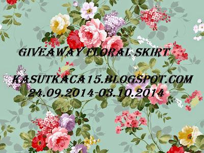 http://kasutkaca15.blogspot.com/2014/09/giveaway-floral-skirt.html