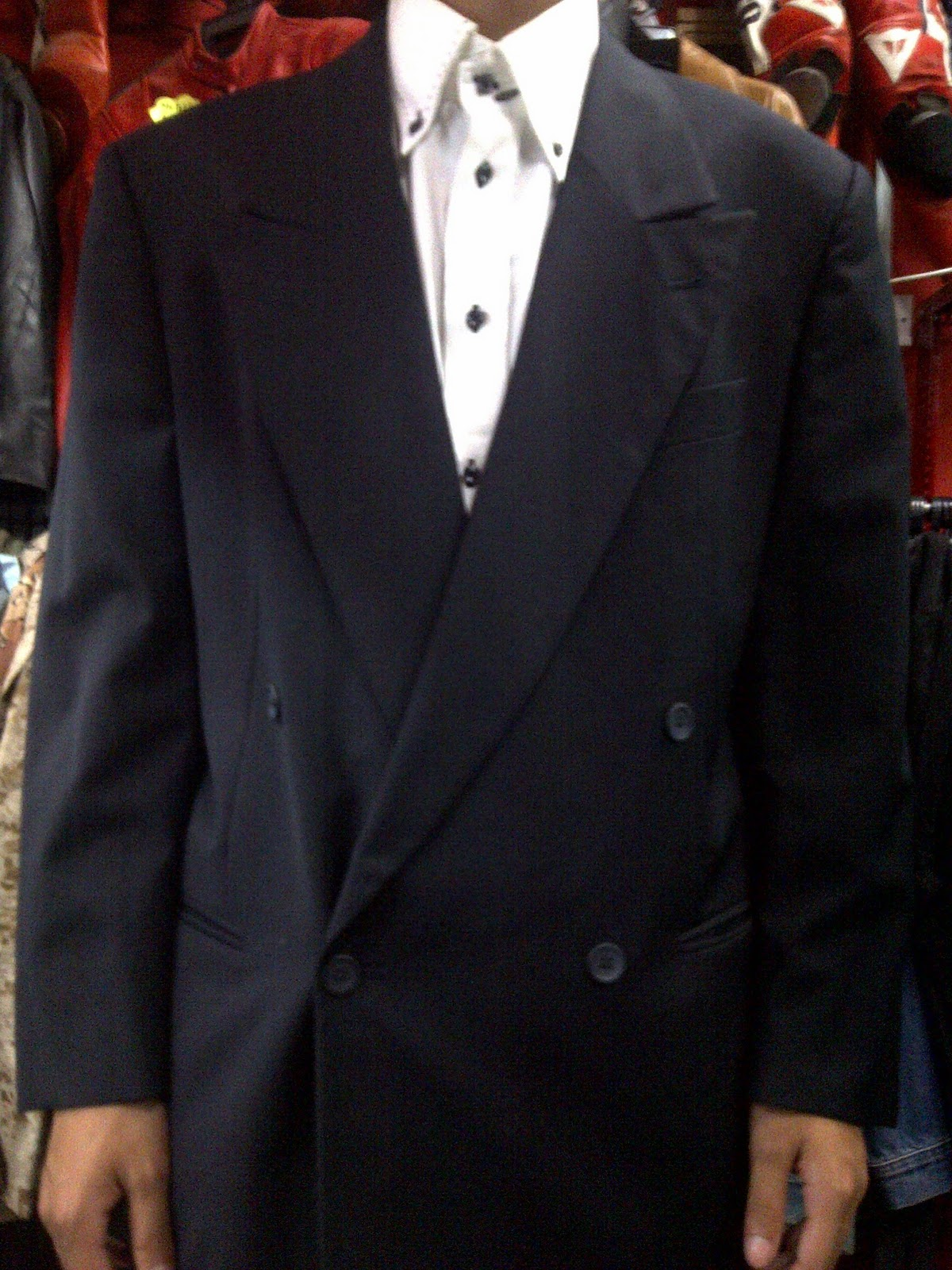Janggutmenz Bundle Koleksi Baju Kotblazertuxedo Casual Vest