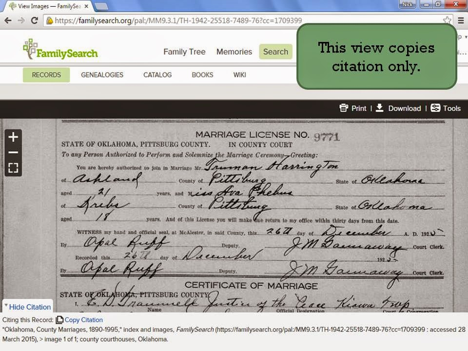 Ancestorpuzzles citing and organizing genealogy sources some of the other sites that i visit online include federal state and local archives libraries historical societies wikipedia state online historical ccuart Choice Image
