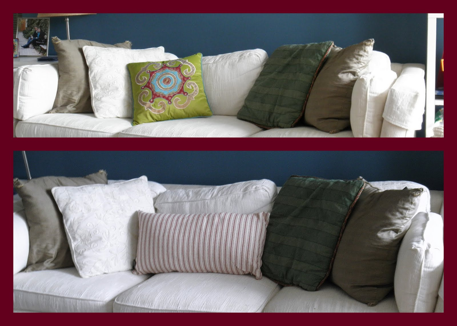 Living a beautifully blessed life: The How-to s of Throw Pillows {for and from a beginner}