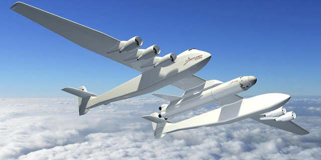 Credit: Stratolaunch