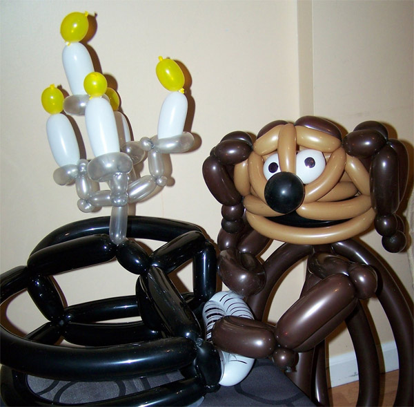 Balloon Animal Book1