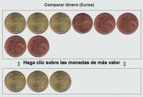 COMPARAR EUROS.