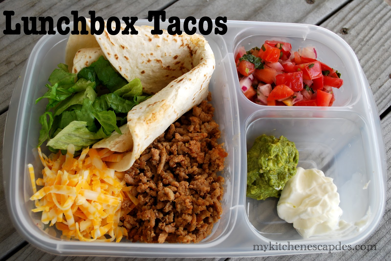 Lunchbox tacos forumfinder Gallery