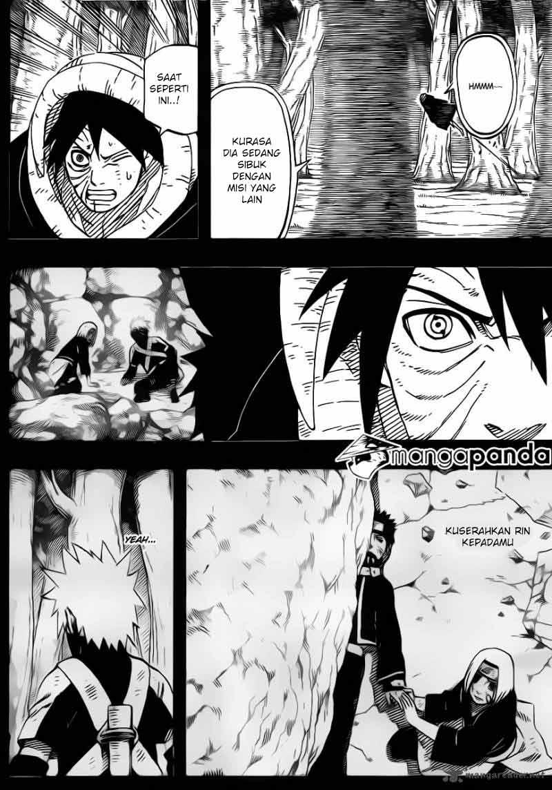 Baca Naruto 604 Bahasa Indonesia page 11 Terlambat.info