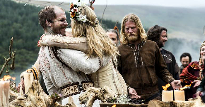 What I'm Streaming: Vikings on Amazon Prime and the History Network