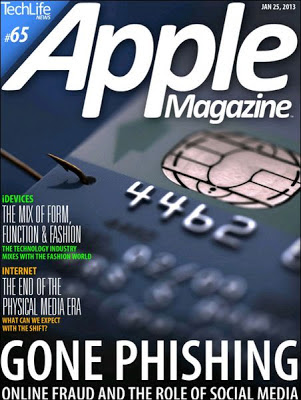 AppleMagazine – 25 January 2013