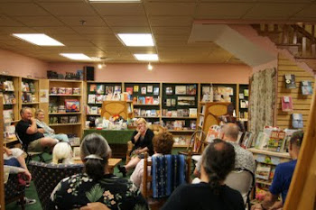 Reading at White Birch Books