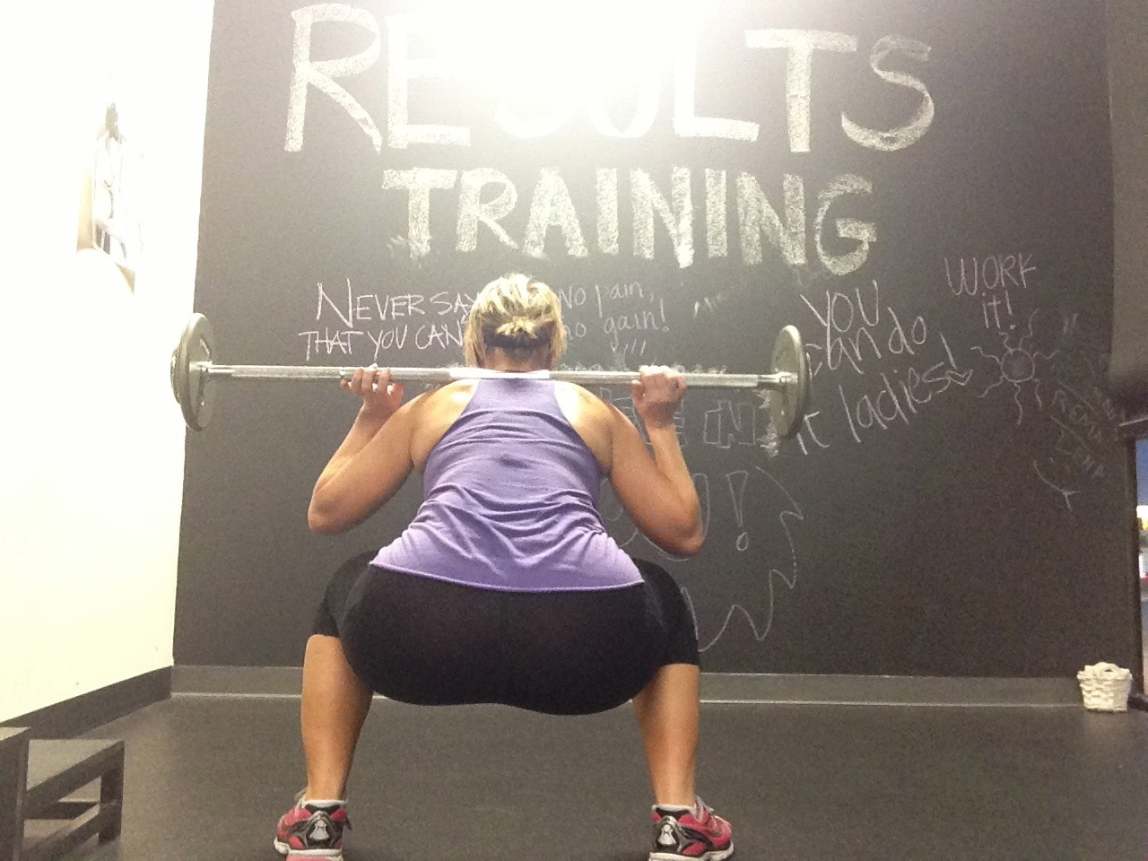 W.O.W #6 How to Lift Weights
