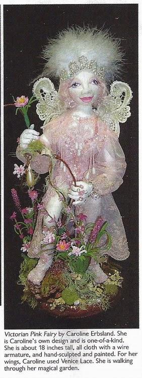 Victorian Pink Fairy
