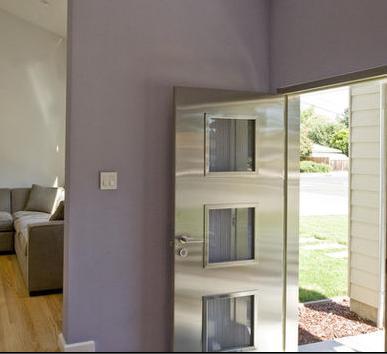 Fotos y dise os de puertas dise os puertas en madera for Disenos de puertas de madera para exterior
