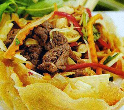 Vietnamese Food - Vietnamese Salad Recipes
