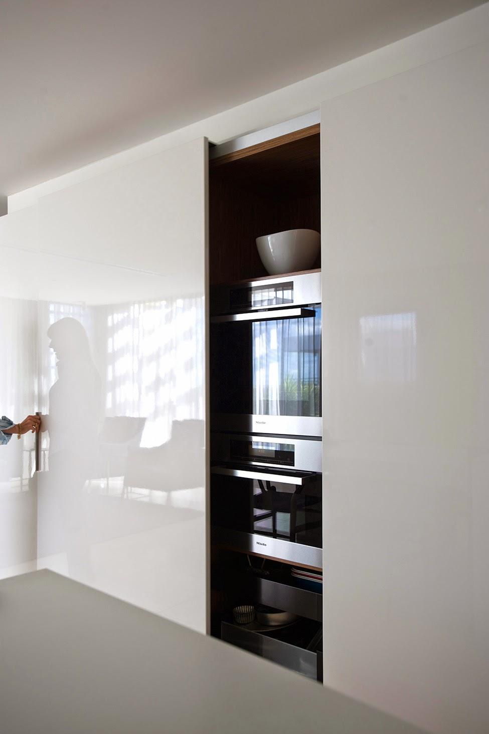 Скрытая на кухне 8 фотография
