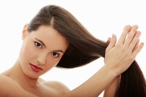 The thin and fragile hair tips for to overdo nourish from the inside natural treatment remedy