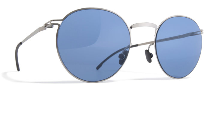 Get around, round, round: Mykita eyewear 2012: Thorvald