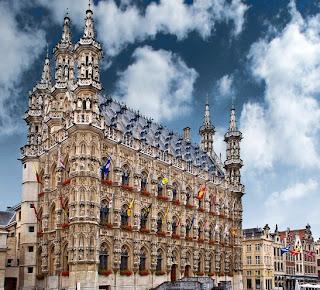 Ayuntamiento City Hall Leuven Lovaina