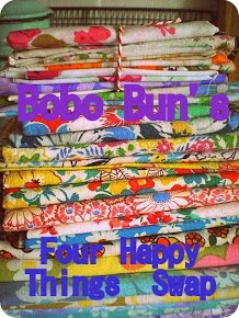 4 Happy Things Swap