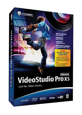 Corel Vdeostudio Pro x5 Free Download Full Version With Crack