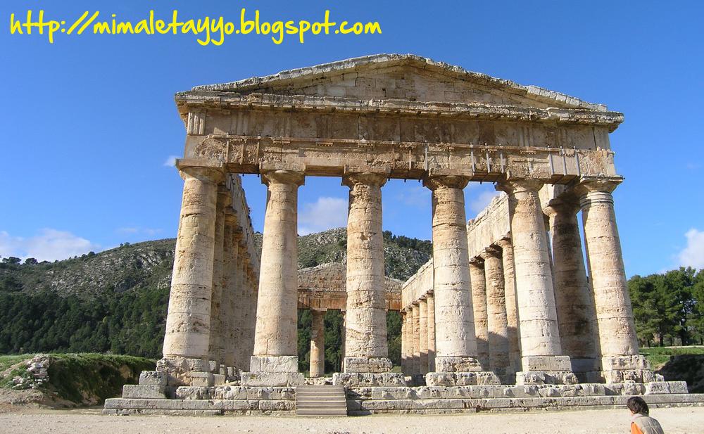 Sicilia - Segesta