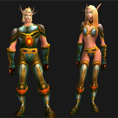& WoW Plate Transmog