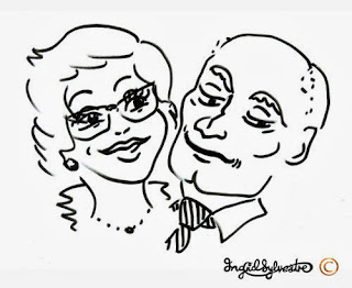 Wedding caricatures North East Newcastle upon Tyne Durham Sunderland Middlesbrough Darlington